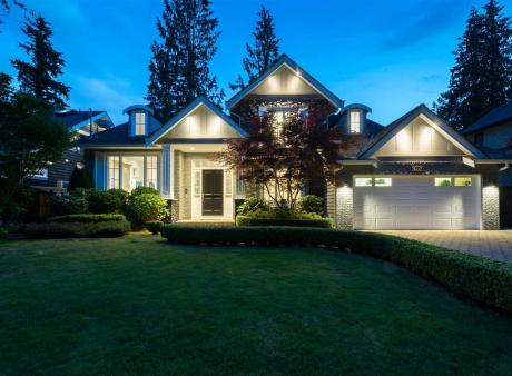 4117 Grace Crescent, Canyon Heights NV, North Vancouver